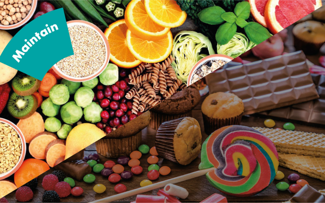 The role of diet in maintaining a healthy smile