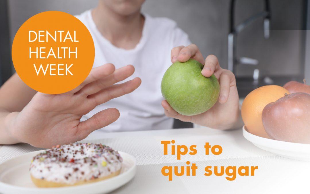 Dental Health Week – Sugar is NOT so sweet